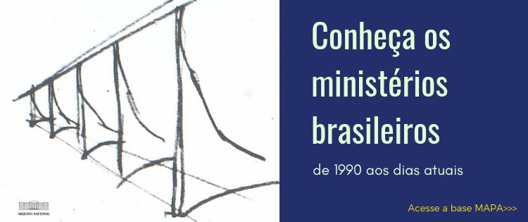 Política e administração: a genealogia dos ministérios brasileiros